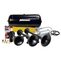 F150 EcoBoost Train Horn Kits