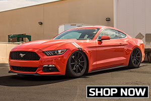 2015-2017 Mustang 2.3L EcoBoost Performance Parts