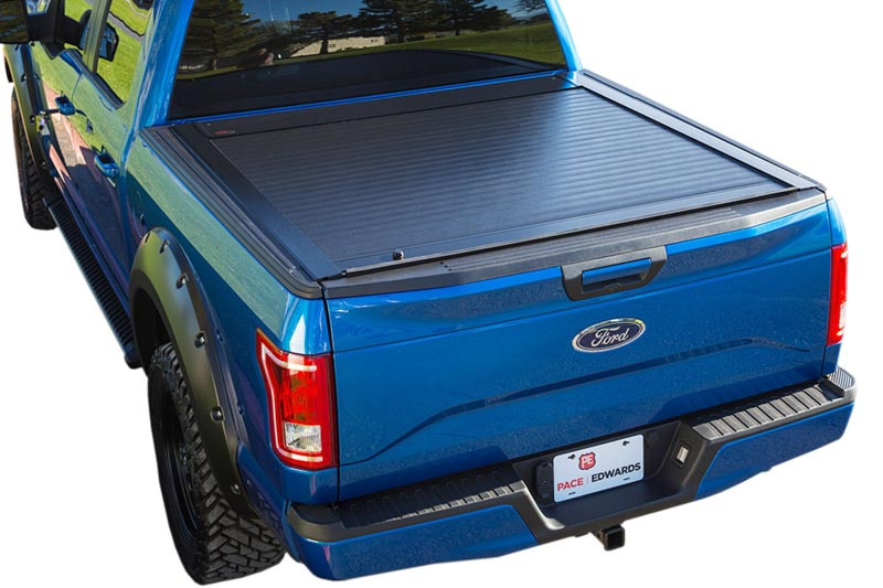 2015-2016 F150 Pace Edwards Jack Rabbit Retractable Tonneau Cover