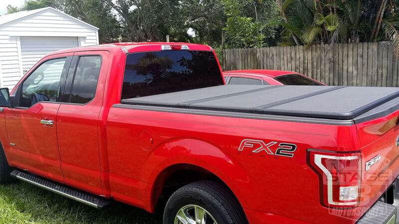 2015 2018 F150 Extang Solid Fold Tonneau Cover 6 5ft Bed