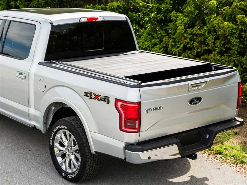2015-2017 F150 PowertraxPRO Retractable Tonneau Cover