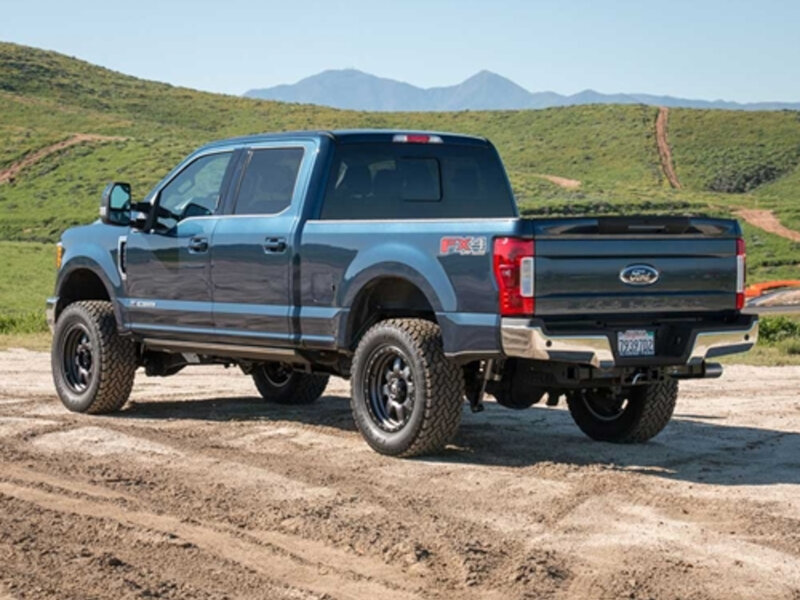 "Lifted 2017 F350 Dually >> 2017-2018 F250 & F350 Icon 2.5"" Stage 5 Suspension System ICON-K62515"
