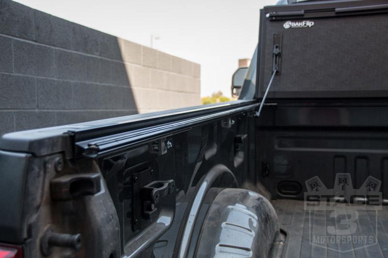 Bakflip G2 Tonneau Cover >> 2017-2019 F250 & F350 BAKFlip G2 Hard-Folding Tonneau Cover Long Bed 226331