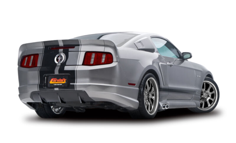2010 2014 mustang 3dcarbon gt500 style rear spoiler wing. Black Bedroom Furniture Sets. Home Design Ideas