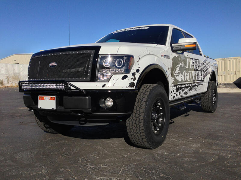 2015-2016 F150 4WD Tuff Country 3