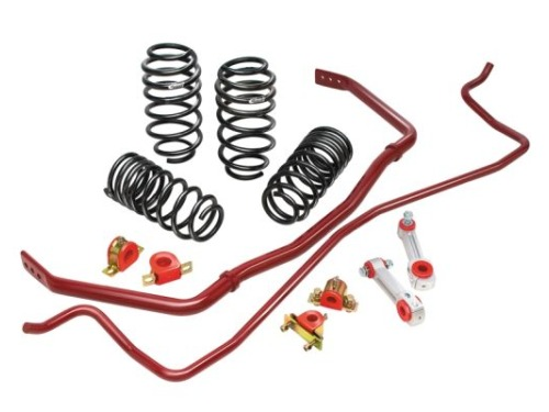 Eibach Pro-Plus lowering kit