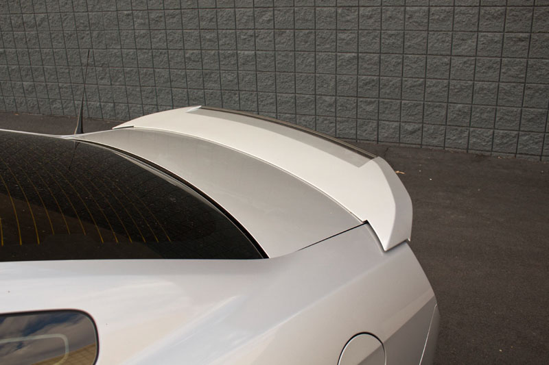2010 2014 Mustang 3dcarbon Gt500 Style Rear Spoiler Wing