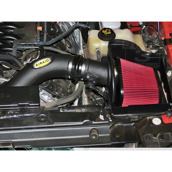 F150 AIRAID Cold Air Intake System