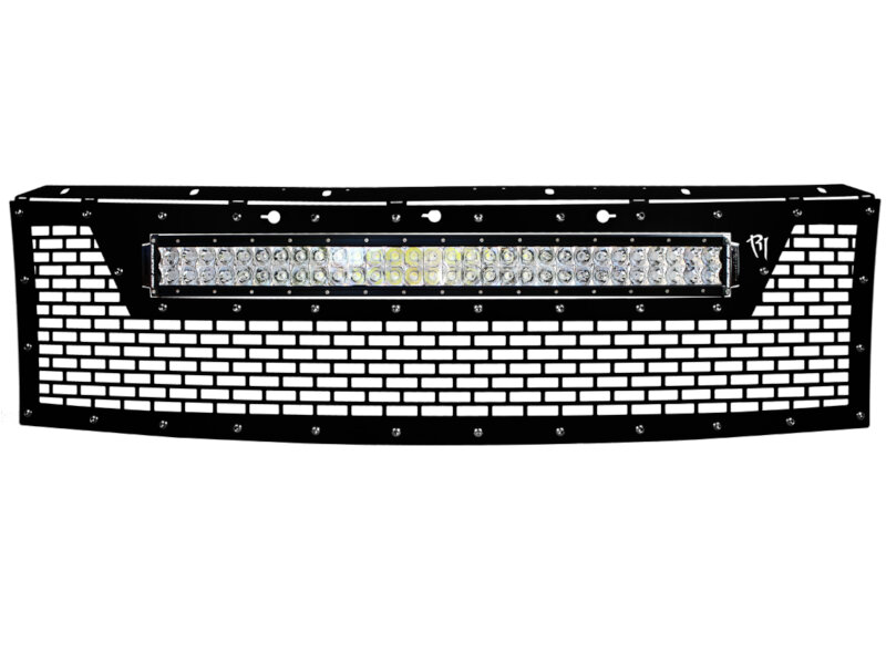 2010-2014 SVT Raptor Rigid Grille for RDS Light Bar