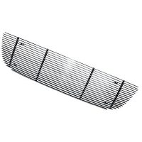1999-2003 Ford F150 Carriage Works Billet Grille - Bolt Over - Ford Logo Covered