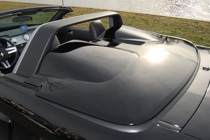 2010 2012 Mustang Cervini S Speedster Covers 4361r