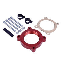 2011-2016 Mustang / F150 3.7L AIRAID Throttle Body Spacer Kit