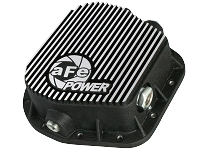 1997-2014 F150 aFe Black-Machined Rear Differential Cover (9.75