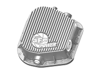 1997-2017 F150 aFe Raw-Finished Rear Differential Cover (9.75