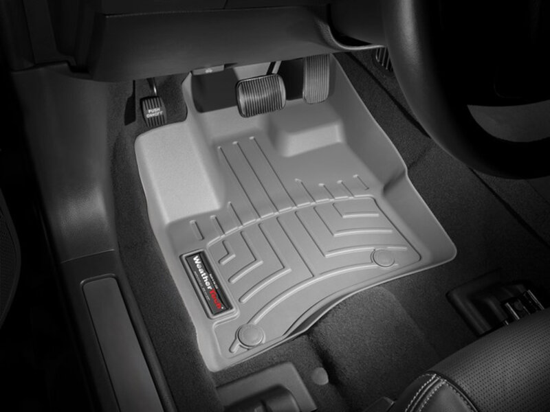 front floor taurus weathertech mats gray liners submit