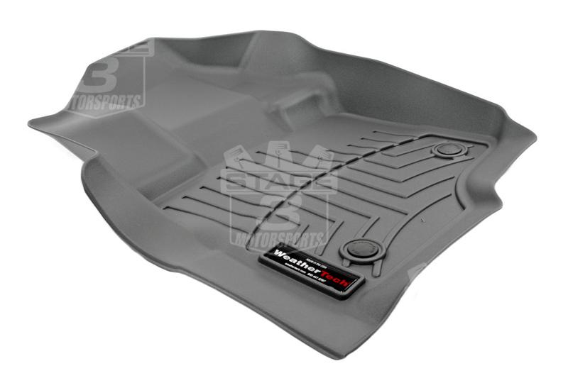 2015 2018 F150 Crew Cab Weathertech Floor Liner Digital