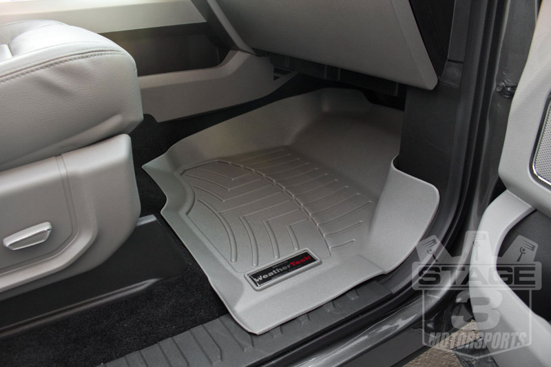 2015 2018 F150 Weathertech Front Floor Liner Digital Fit