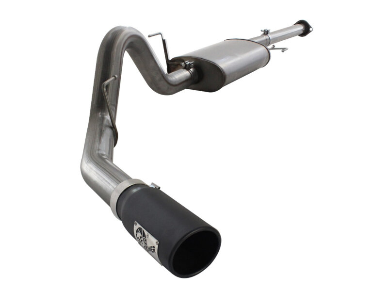 2011-2014 F150 EcoBoost 3.5L AFE 3.5 Inch Cat-Back Exhaust System