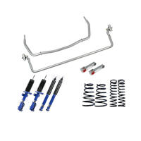 2005-2010 Mustang Steeda Ultra Lite Suspension Package (Coupe)