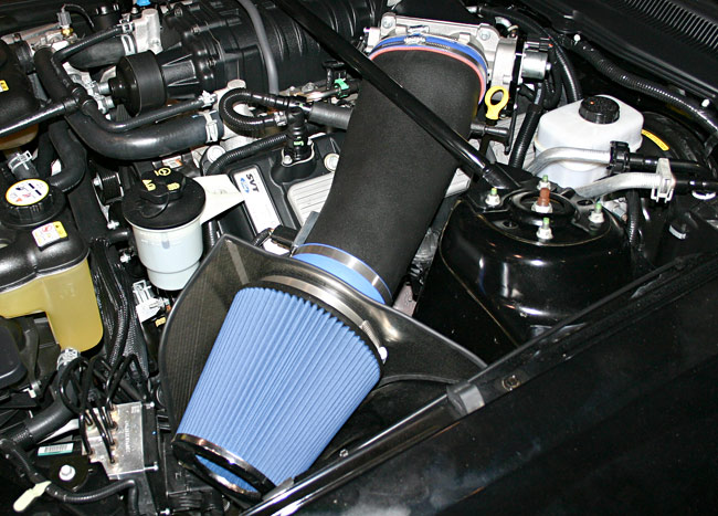 Stage 3's Phase 3 GT500 Performance Package