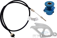 1996-2004 Mustang GT / Cobra Steeda Clutch/Cable Adjuster Kit