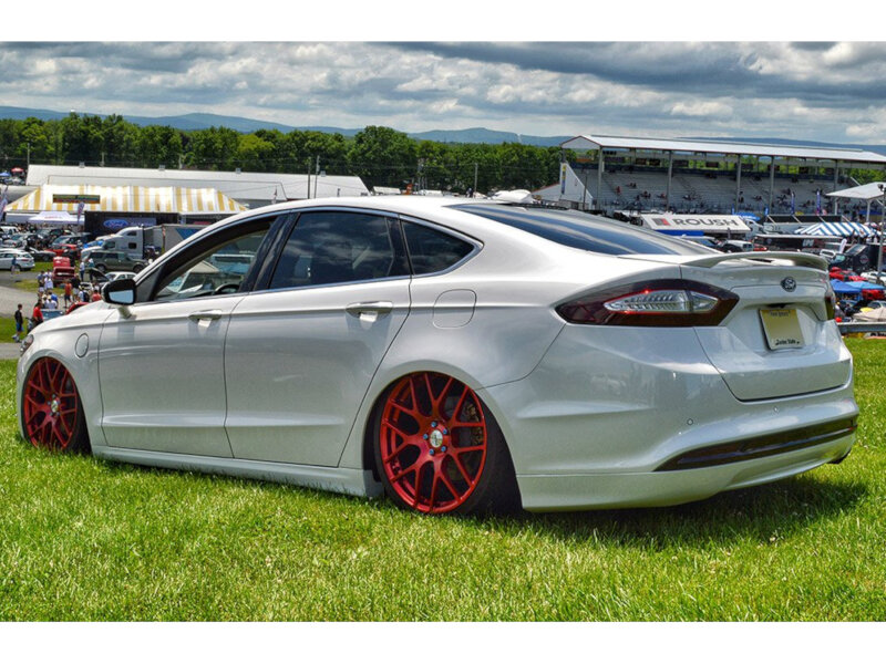 2013 2017 Fusion Air Lift Performance Air Suspension Front