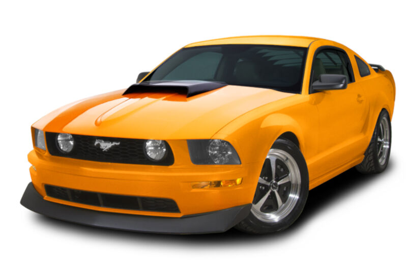 2005 2009 Mustang GT Cervini s B9 Hood Kit 8019
