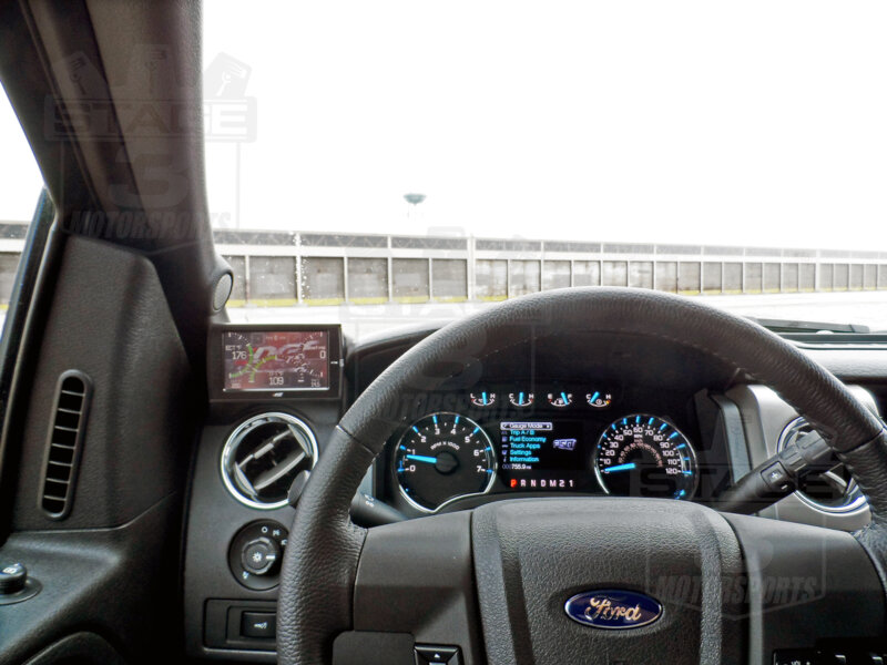 2009 2014 F150 Edge Cts Tuner Mount Pod With Cts Amp Cts2