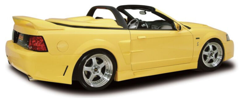 1999 Mustang Bumper Cover >> 1999-2004 Mustang GT Cervini's Stalker Body Kit 9003