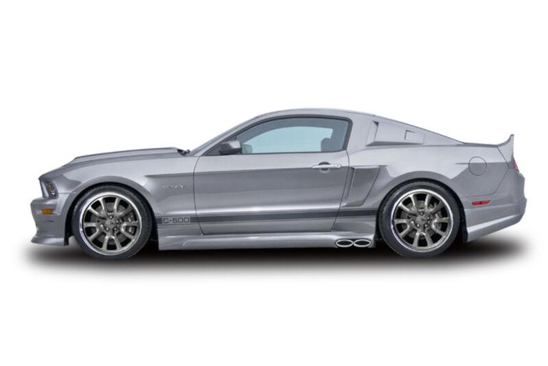 2011-2012 Mustang Cervini's C-Series Body Kit 9050