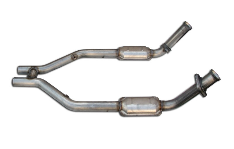 2005 2010 mustang gt mrt maxflow catted h pipe 93a200