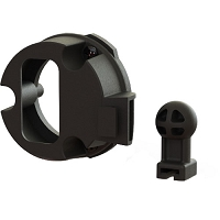 SCT Livewire TS+ Pod Mount A-Pillar Pod Adapter