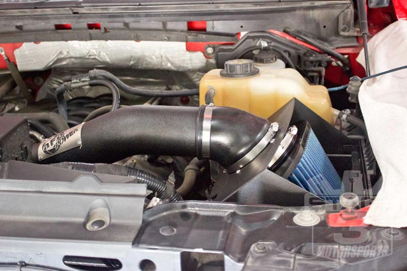 F150 5.0L AFE Stage 2 Cold Air Intake System