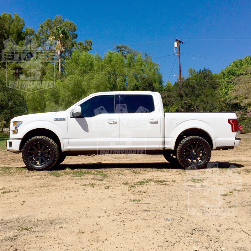 Lifted 2015 F150 >> 2015-2018 F150 AMP Research PowerStep Plug-N-Play Running ...