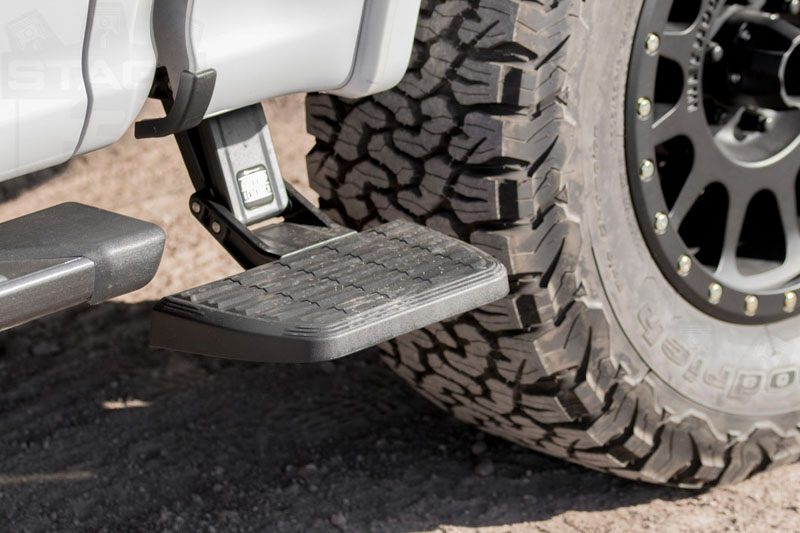 2009-2014 F150 AMP Research BedStep2 Box-side Step 75402-01A