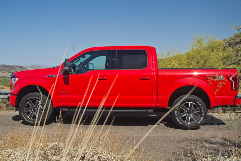 2015-2016 F150 Auto Spring 2-Inch Leveling Kits