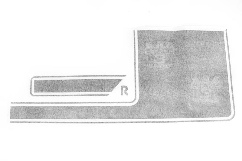2004 2014 f150 fx4 appearance package stripe kit frdf150grph51 autos weblog