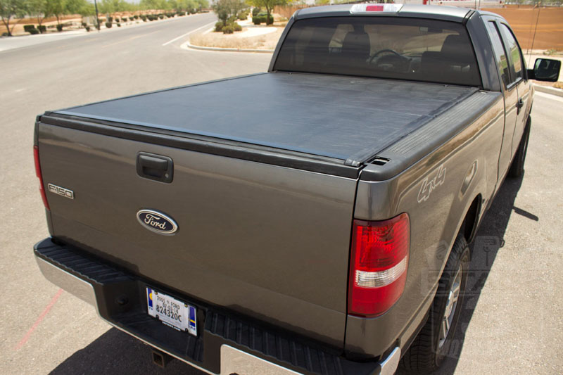2004 2014 f150 bakflip vp tonneau cover on a 2005 f150