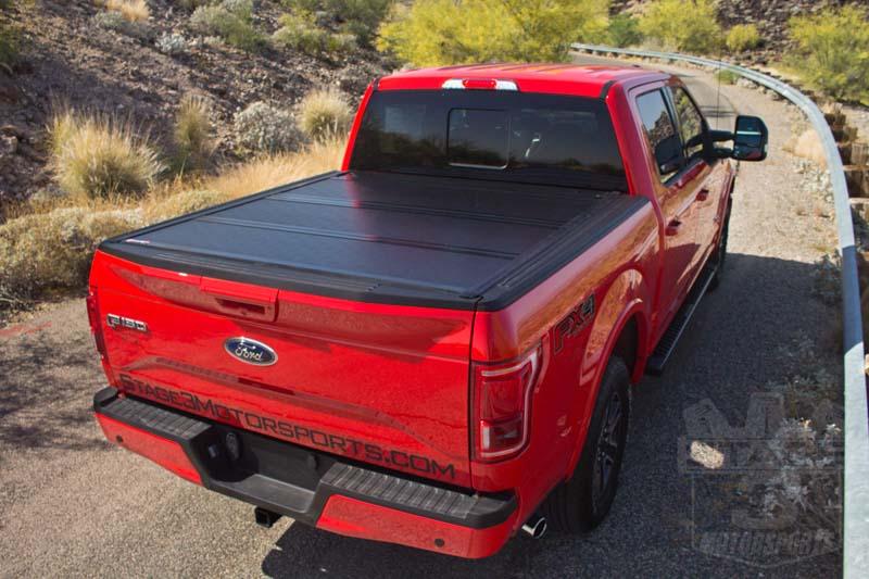 Tonneau Cover Ford F150 >> 2015-2018 F150 5.5ft Bed BAKFLIP G2 Tonneau Cover 226329