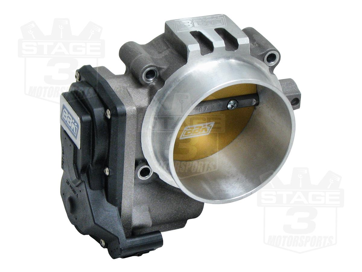 2011 2014 F150 5 0l Bbk 85mm Power Plus Throttle Body 1821 1