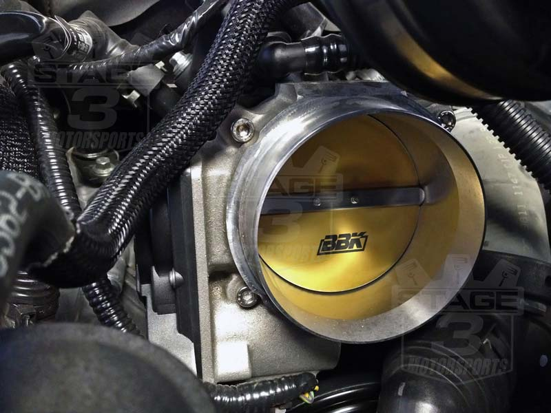 2011-2014 F150 5.0L BBK 85mm Throttle Body