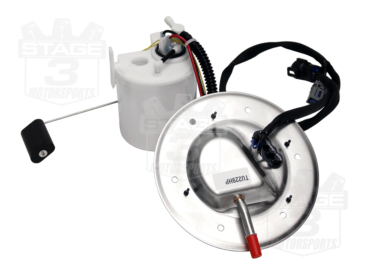 2001 2004 mustang bbk 300 lph electric fuel pump kit 1863. Black Bedroom Furniture Sets. Home Design Ideas