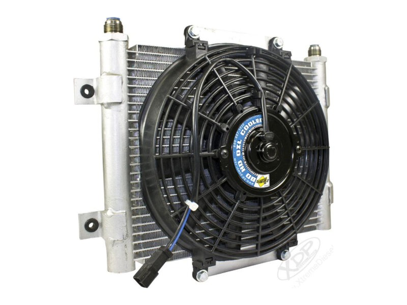Transmission Oil Coolers And Cooler : F powerstroke bd diesel xtruded