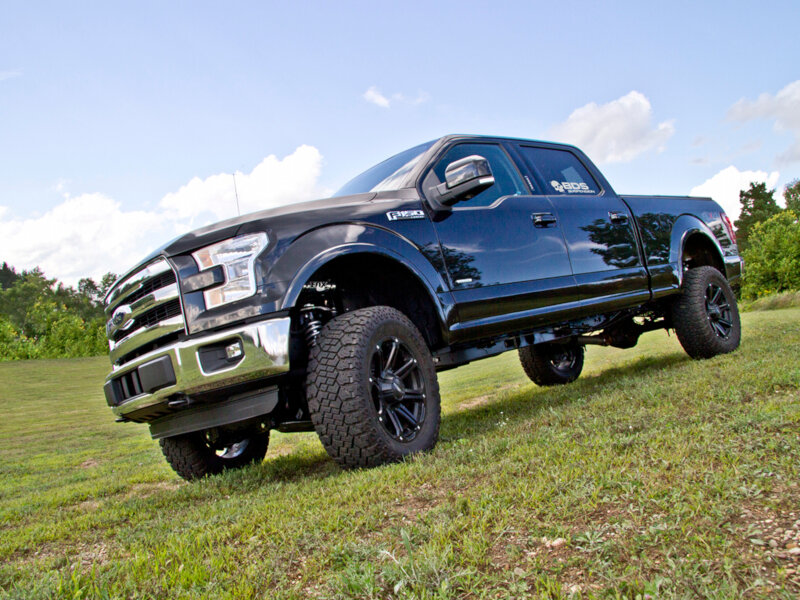 2015 F150 BDS 6-Inch Fox Coilover Suspension Lift Kit