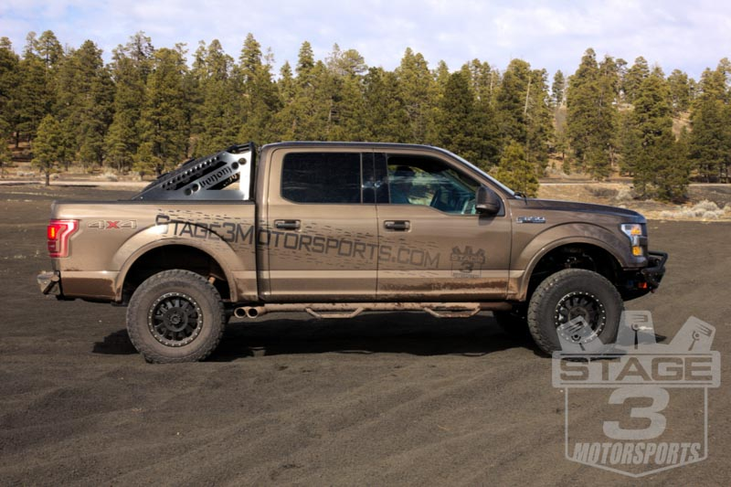 "2015-2017 F150 RWD BDS 4"" Fox Coilover Suspension Lift Kit ..."