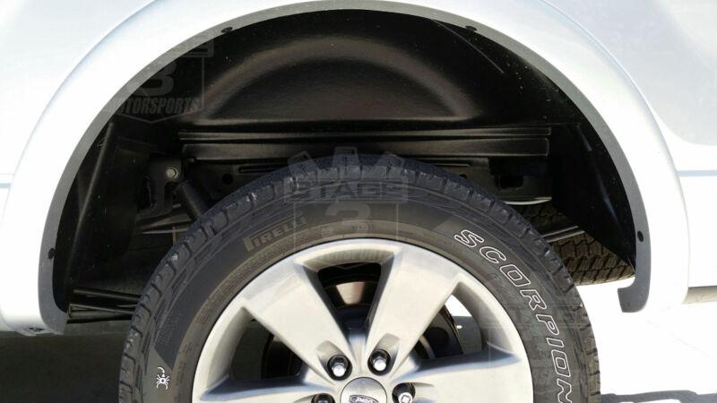 2009 2014 F150 Rear Wheel Well Liners Bl3z 9927886 A