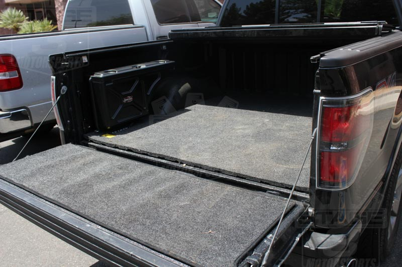 2015 2018 F150 5 5ft Bed Bedrug Mat For Spray In Bed Liner