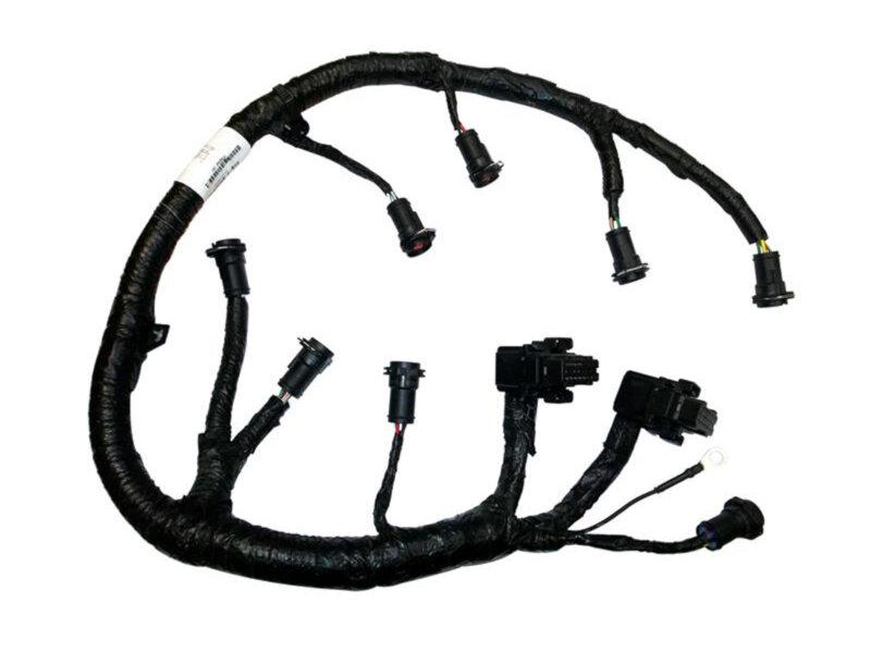 2005 2007 f250 f350 bostech injector harness bo isk60001. Black Bedroom Furniture Sets. Home Design Ideas