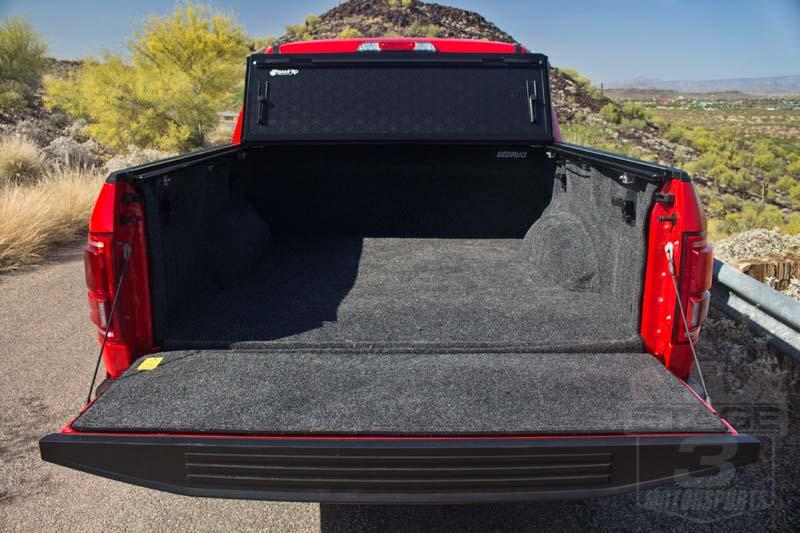2015 f150 5 5ft bed bedrug complete bed liner installed