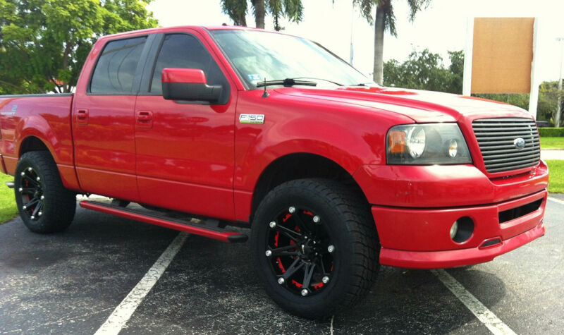 These New 2004 2015 F150 Ballistic Jester Wheels Are No Joke